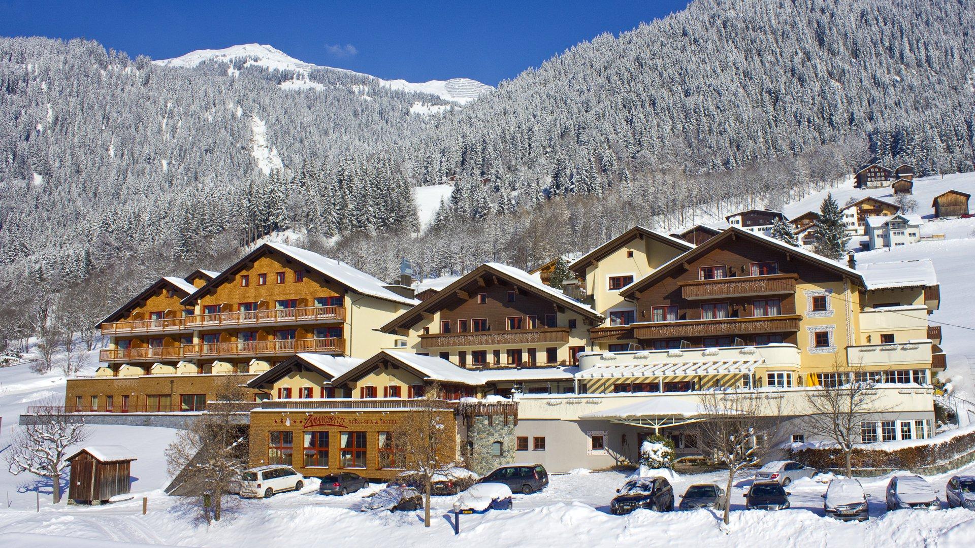 Die 11 schnsten Bergtouren rund um Sankt Gallenkirch
