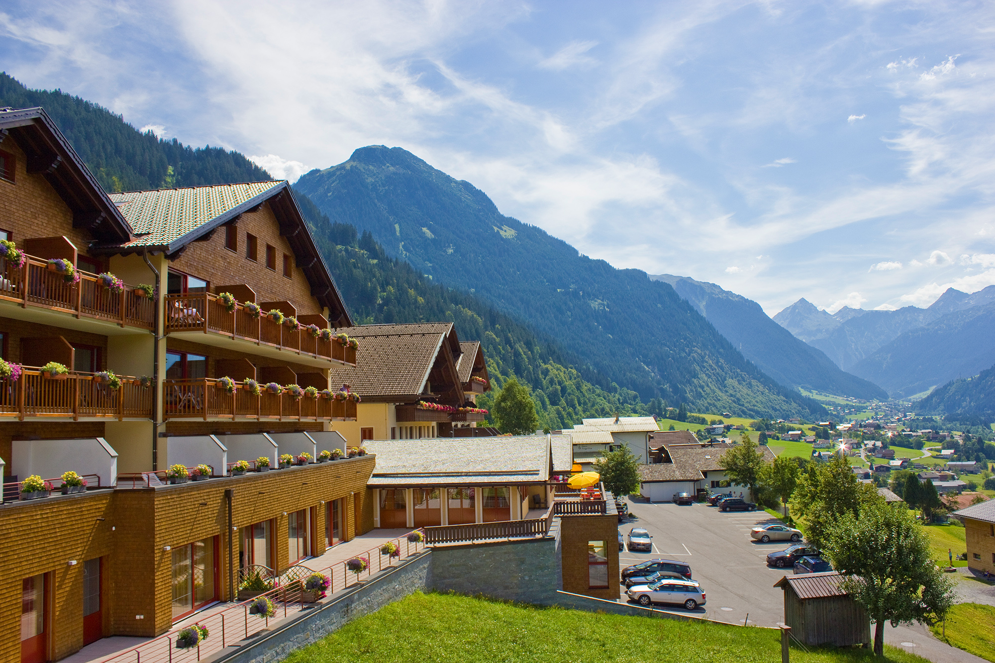 Hotel St Gallenkirch