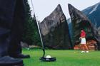 Golfen im Montafon